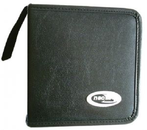 Nylon 48 CD/DVD Wallet by Neo Media